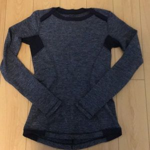 lululemon Long-Sleeve Running Thermal